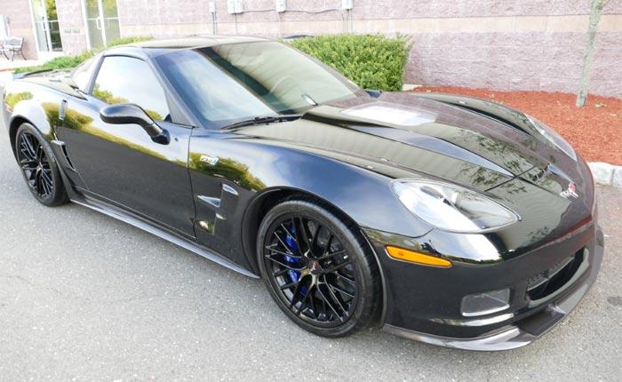 Corvettes for Sale: 1,900-Mile 2011 Corvette ZR1 on Bring A Trailer