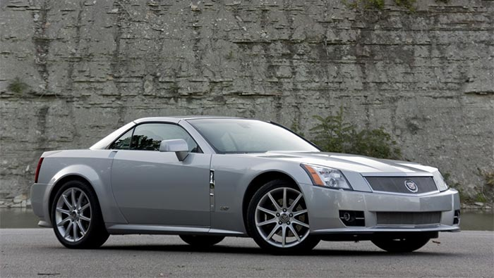 [POLL] Should GM Bring Back the Cadillac XLR?