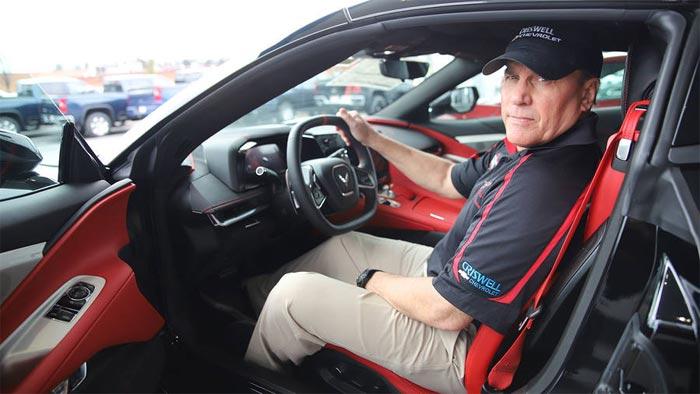 The Legend of Mr. Corvette