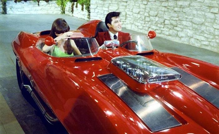 Elvis, Clambake, and the 1959 Corvette Stingray Racer