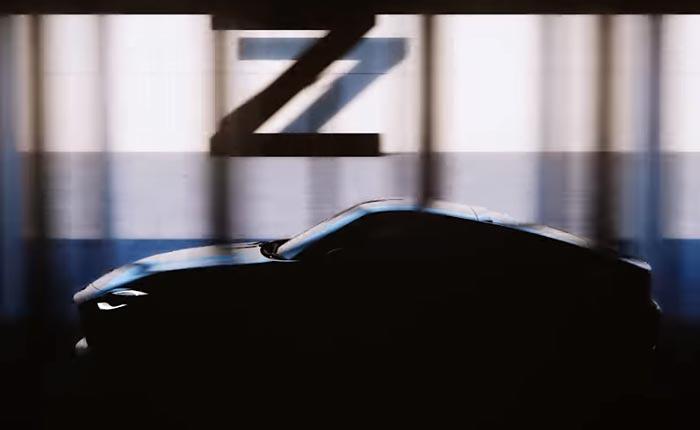 Nissan 400Z Promo
