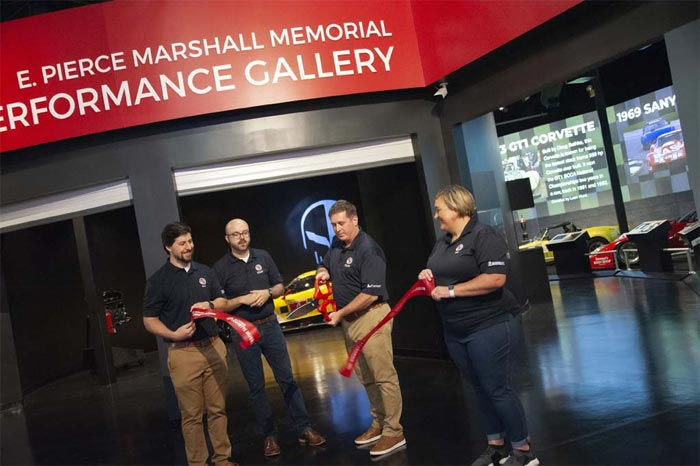 The National Corvette Museum Hosts New Exhibit Unveilings During the Virtual NCM Bash