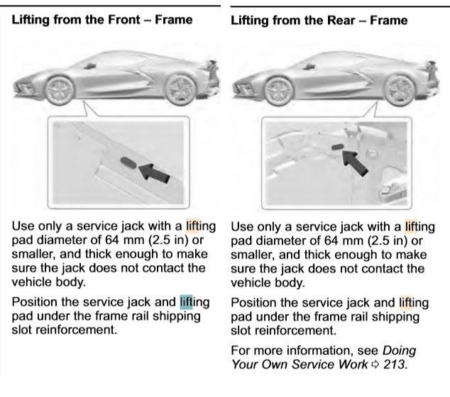 2020 Corvette Stingray's Owner's Manual