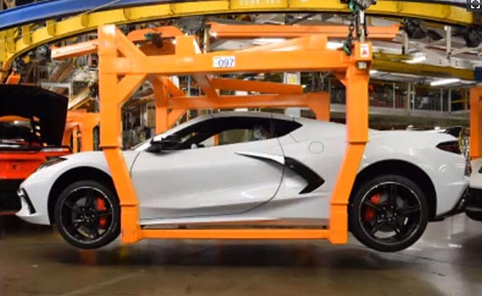 Corvette Assembly Plant Will Take One Week Off Instead of Two For Annual Summer Shutdown