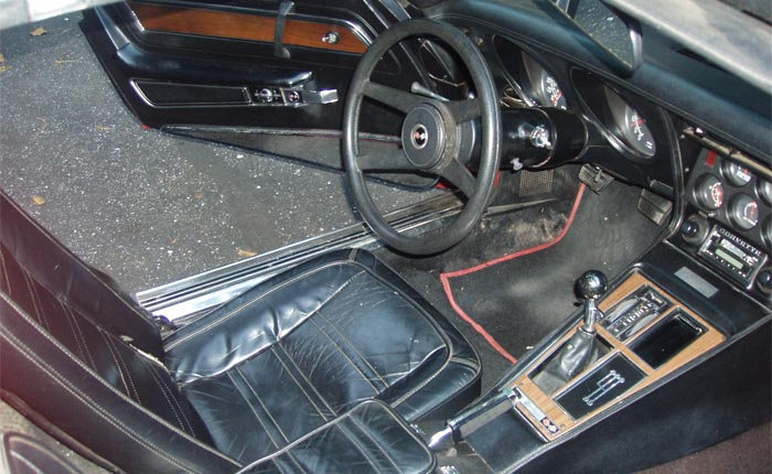 Corvettes for Sale: Two-Owner 1976 Corvette with a 4-Speed Manual on Bring A Trailer