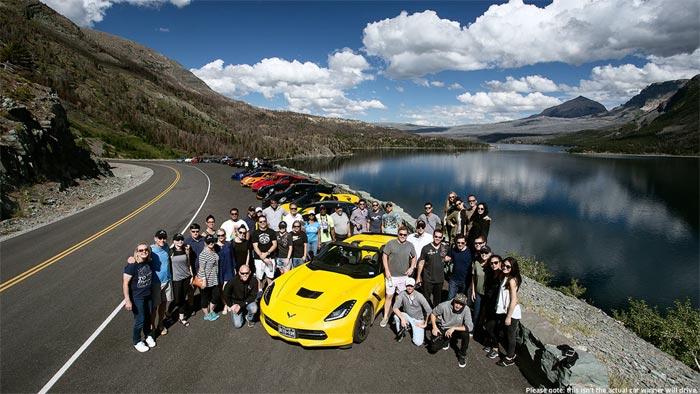 Don't Miss Your Shot at a C8 Corvette Road Trip