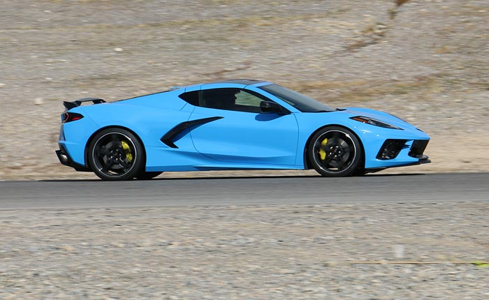 Chevrolet to Offer Specially-Equipped 'Launch Edition' C8 Corvettes for Europe in 2021