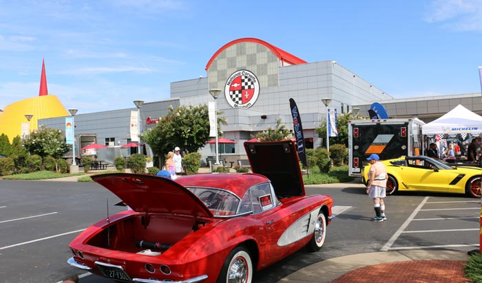 The National Corvette Museum Reopens Today