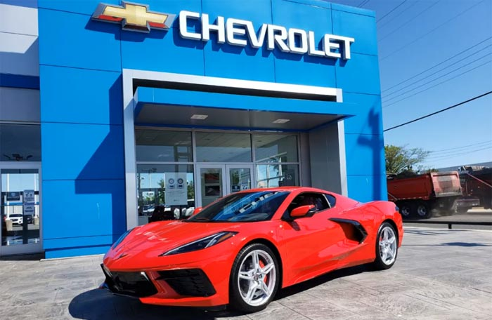 [VIDEO] Check Out These 2020 Corvette Color Combinations From Kerbeck Corvette