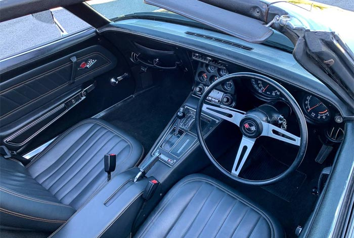Corvettes for Sale: Right Hand Drive 1973 Corvette on Hemmings