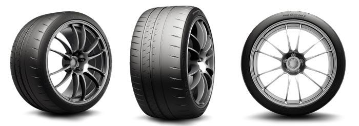 Michelin Pilot Sport Cup 2 R tires