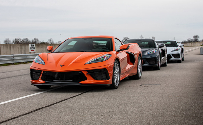 The 2020 Corvette Experience is Back On Track at the NCM Motorsports Park