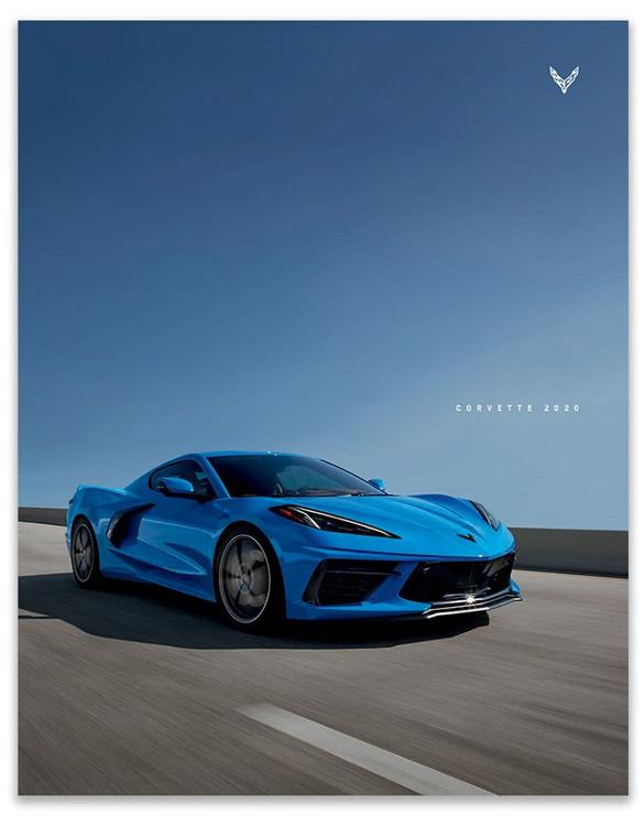 2020 Corvette Brochure