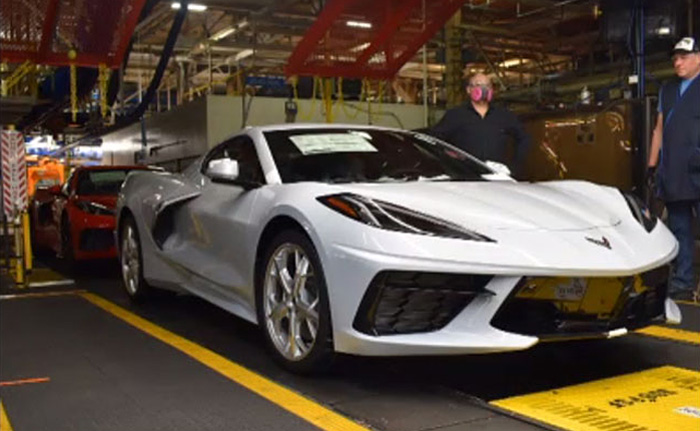 Quick Update on the Resumption of the 2020 Corvette Production