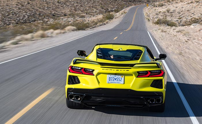 QUICK SHIFTS: C8 vs Shelby GT500, C8 Markups, Buy Your Own Racetrack, C8 Z06 Rumors, Tesla Domination, and More!
