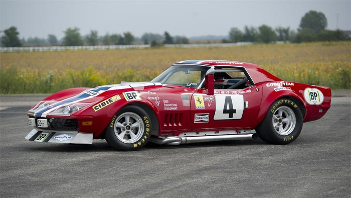NART No.4 Corvette