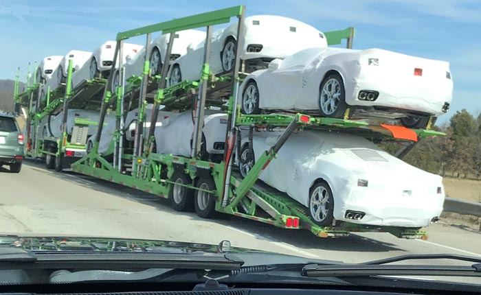 2020 Corvettes are Now Shipping from the Corvette Assembly Plant (Again!)