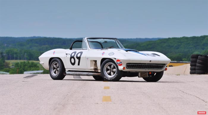 [VIDEO] Mecum Shares the History of the 'Ultimate' 1967 Corvette L88 Racer