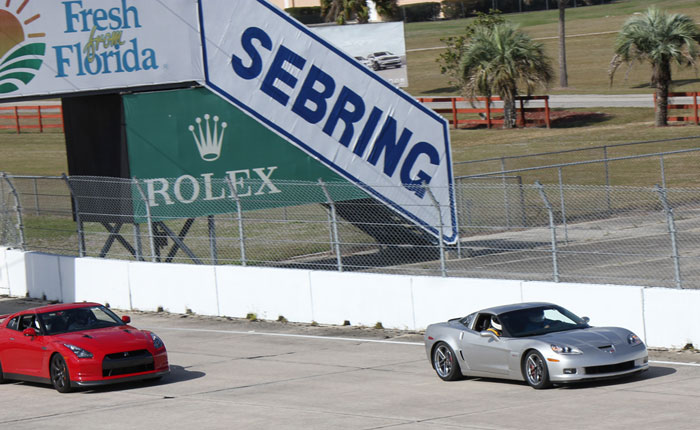 Learn From the Pros with Johnny O'Connell, Ricky Taylor Instructing at Performance Track Day at Sebring
