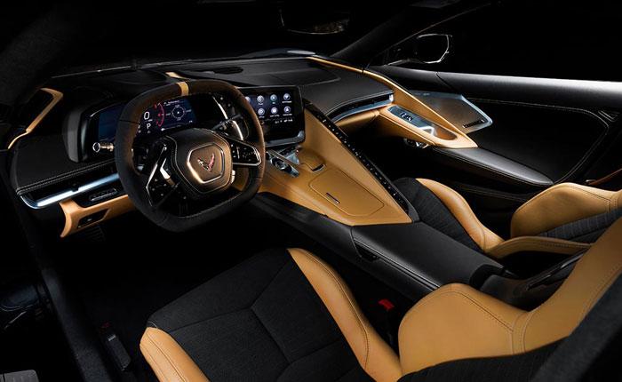 WARDS Auto Names C8 2020 Corvette Interior Best Yet