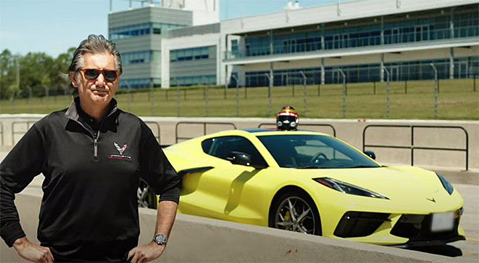 [VIDEO] Take a Hot Lap of CTMP in the 2020 Corvette With Ron Fellows