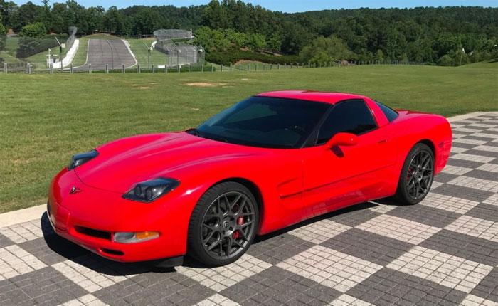 2004 Corvette on Bring A Trailer