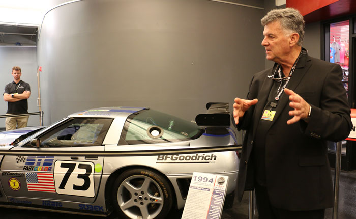 [AUDIO] Reeves Callaway of Callaway Cars on the Corvette Today Podcast