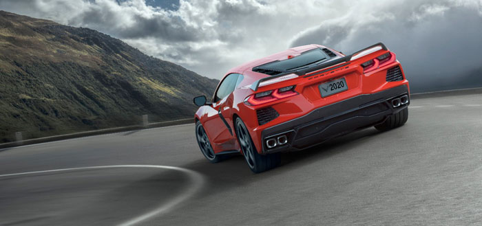REPORT: C8 Corvette Ranks 8th on 2020's Most American Made Cars Index