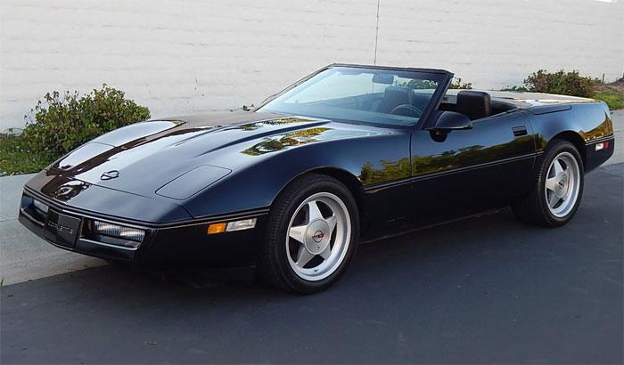 Corvettes for Sale: 1988 Callaway Corvette B2K Twin Turbo on Bring A Trailer