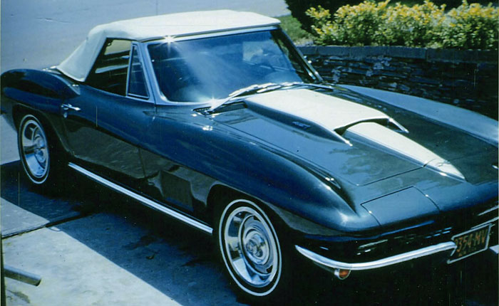 [VIDEO] Throwback Thursday: The 1967 Corvette Known as the Green Machine