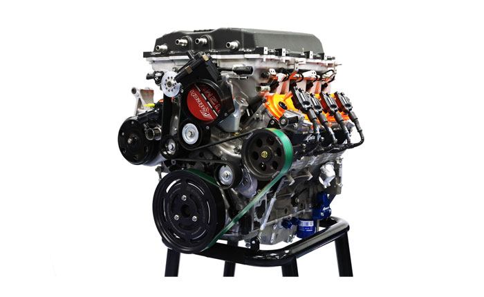 Katech's Track Attack LT5 Engine Produces a Remarkable 1,159 Horsepower