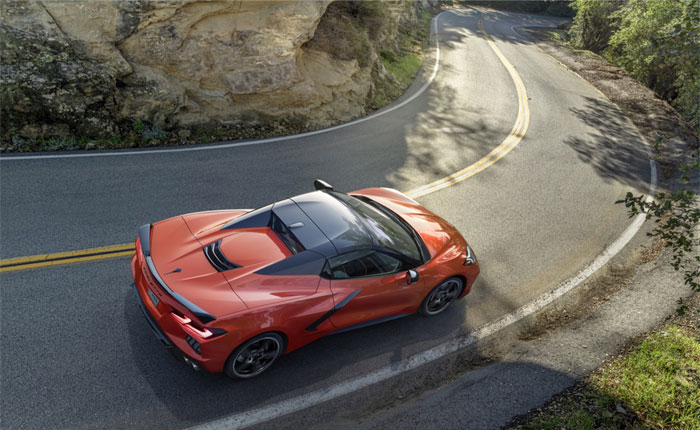 2020 Corvette Convertibles to Start Production the Week of August 3rd