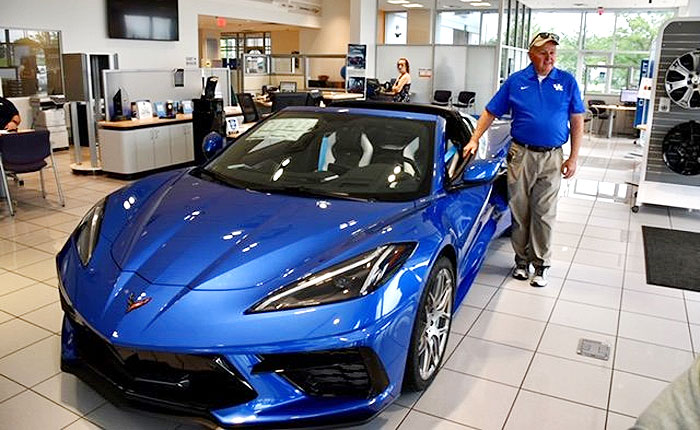 Corvette Delivery Dispatch with National Corvette Seller Mike Furman for June 28th