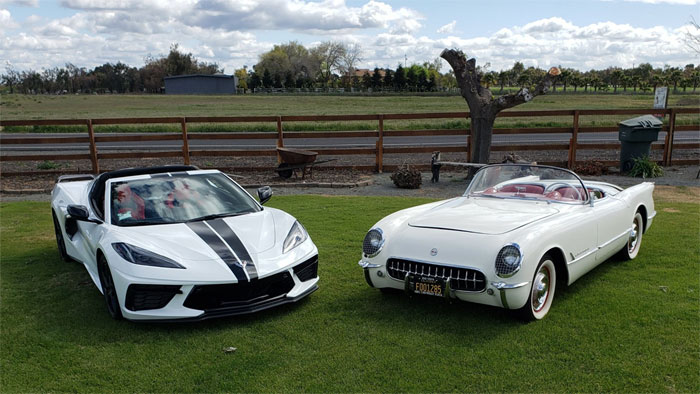 It's National Corvette Day! Happy Birthday to America's Favorite Sportscar!