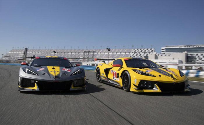 Corvette Racing at Daytona: Prepare for the Restart
