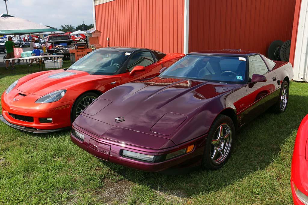[GALLERY] The C4 Corvettes of Corvettes at Carlisle 2021
