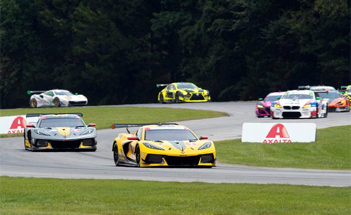 Corvette Racing at VIR: A GT-Only Challenge