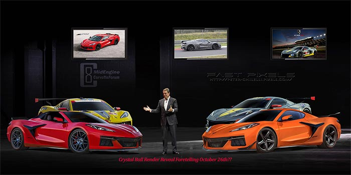 Chevrolet Releases Details of for the Watching the Reveal of the 2023 Corvette Z06