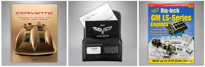 1953-2022 Corvette Books & Manuals