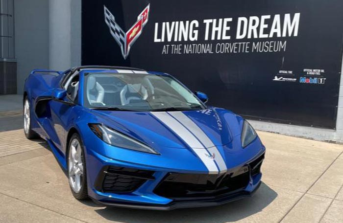 Corvette Delivery Dispatch with National Corvette Seller Mike Furman for October 10th