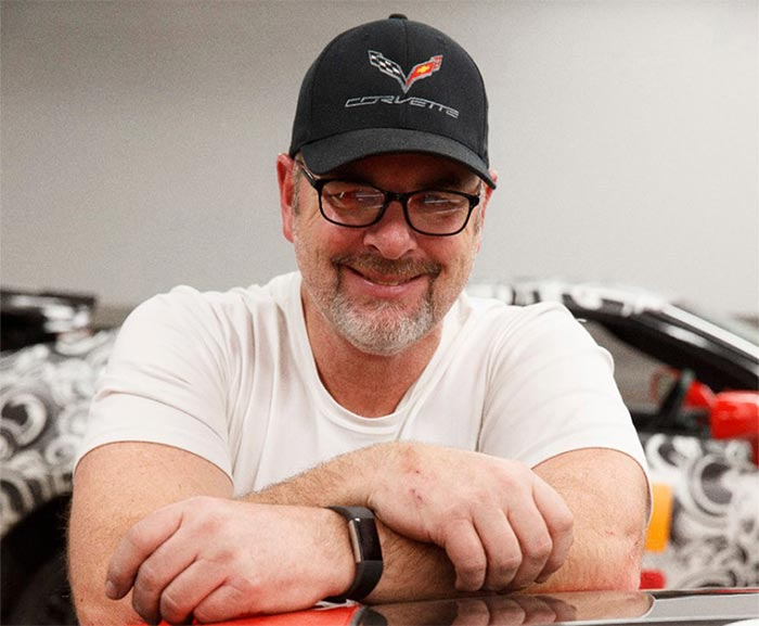 [PODCAST] Retired Corvette Test Driver Jim Mero Answers Your Questions on the Corvette Today Podcast