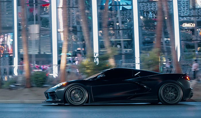 [VIDEO] Racing Sport Concepts Shows Off Carbon Fiber Body Kit for the C8 Corvette in a Cinematic Video