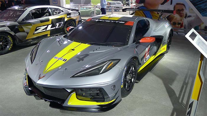 Corvette Dominates the Competition in Sales During 3rd Quarter 2021