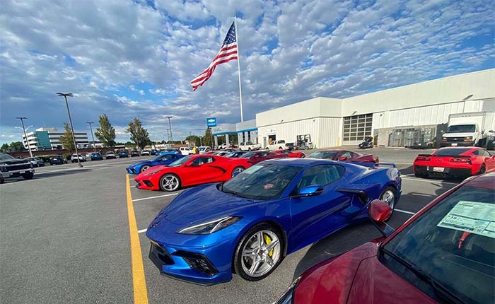 REPORT: The Chevrolet Corvette Ranks Second on Kogod's Made in America Index