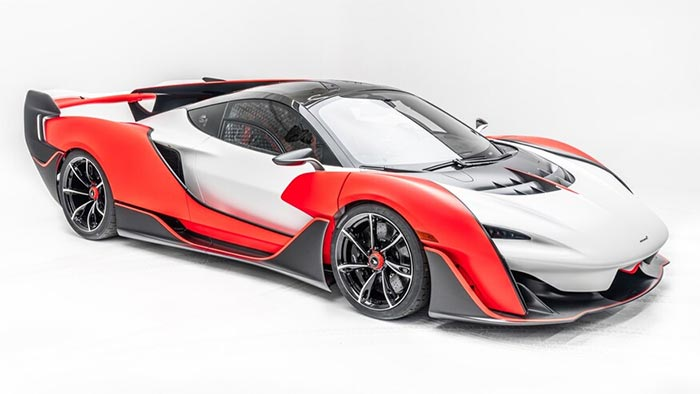 Meet the McLaren Sabre: a Limited-Run of Custom, 824-HP Supercars