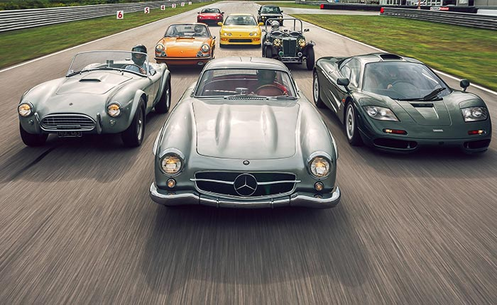 The Search for the Greatest Sports Car of All Time