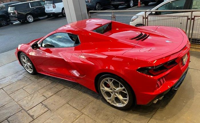 Corvette Delivery Dispatch with National Corvette Seller Mike Furman for Jan 3rd