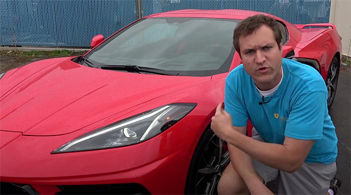 [VIDEO] Best Doug! Automotive Reviewer Doug DeMuro Names the C8 Corvette is His Favorite of 2020