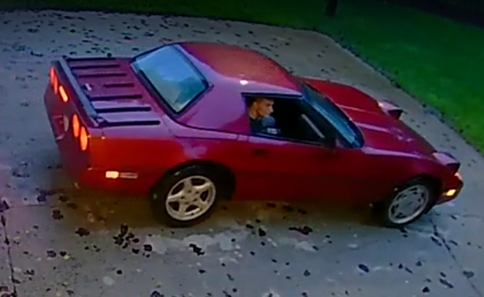 [VIDEO] North Carolina Police Looking for a Unique C4 Corvette Used During a Robbery
