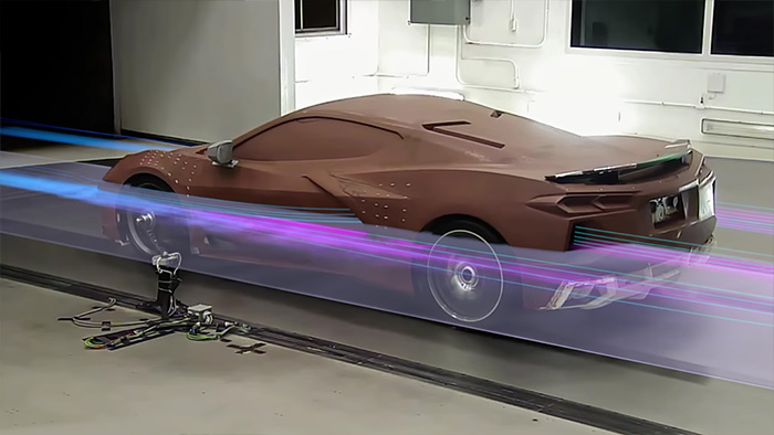 [VIDEO] Did Chevrolet Accidently Leak a Video Showing a C8 Corvette Testing Active Aero?